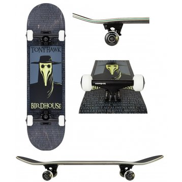 Birdhouse Birdhouse Stage 3 Plague Doctor Skateboard 8.0