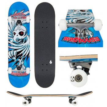 Birdhouse Birdhouse Stage 1 Hawk Spiral Blue 7.75 skateboard