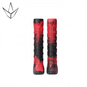 Blunt Blunt Bar Grips Red Black