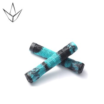 Blunt Blunt Bar Grips Teal Black