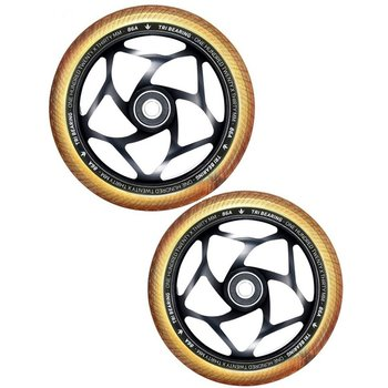 Blunt SET Blunt Tri Bearing 120mm Black Gold