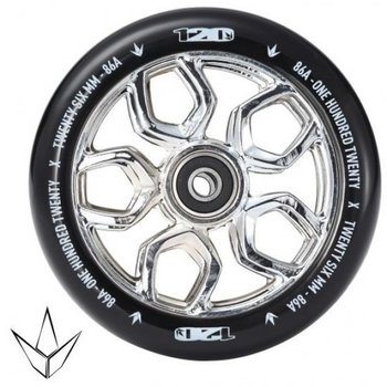 Blunt Blunt 120mm Lambo Chrome Scooter Wheel