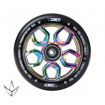 Blunt Blunt 120mm Oil Slick Lambo  Scooter Wheel