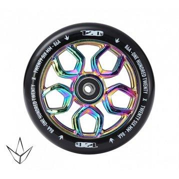 Blunt Blunt 120mm Oil Slick Lambo  Scooter Wheel