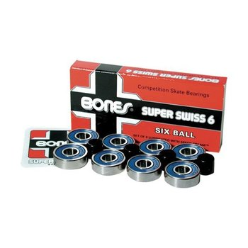 Bones Bones Super Swiss 6 Bearings