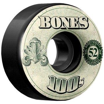 Bones Bones 100's Skateboard Wielen V4 100A