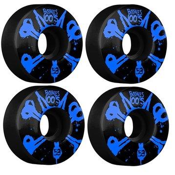 Bones Bones 100's Skateboard Wielen V4 100A Black