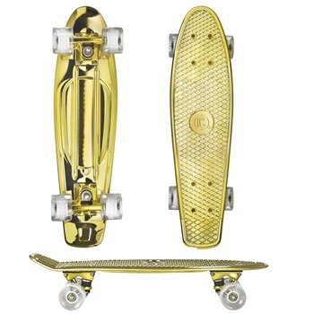 "Choke Choke Juicy Susi 22.5"" skateboard Gold"