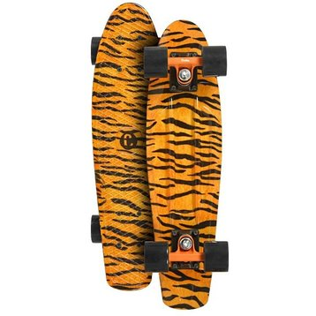 "Choke Choke Juicy Susi 22.5"" skateboard Tiger"