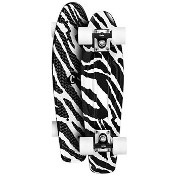 "Choke Choke Juicy Susi 22,5 ""Zebra Skateboard"