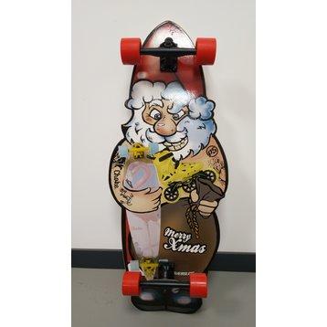 Powerslide Longboard Santa Claus 96cm