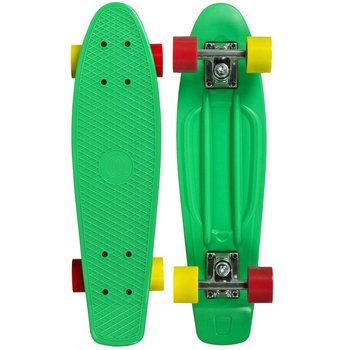 Choke Choke Shady Lady skateboard green