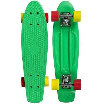 Choke Choke Shady Lady Skateboard grün