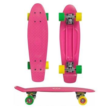 Choke Choke Shady Lady skateboard Pink