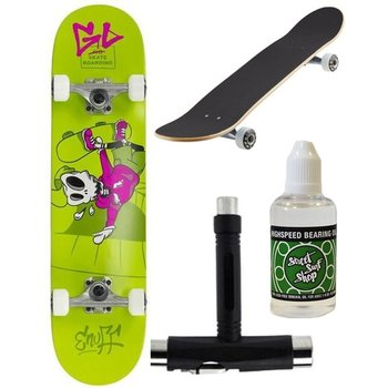 Enuff Enuff Skully Mini Skateboard + Onderhoudspakket