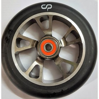 Crisp Crisp Drilled Alloy 125mm Wheel ALU