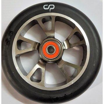 Crisp Crisp Drilled Alloy 125mm Wheel ALU