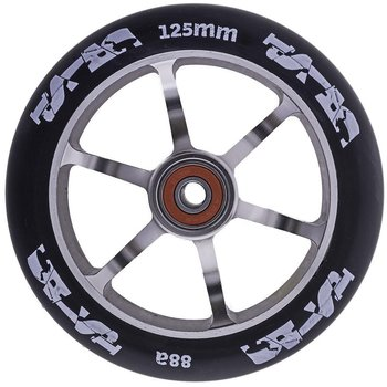 Crisp Crisp Drilled Alloy 125mm Wheel