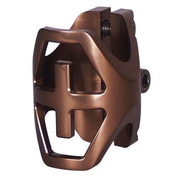 District District Light Weight Triple Clamp Bronze - Standard