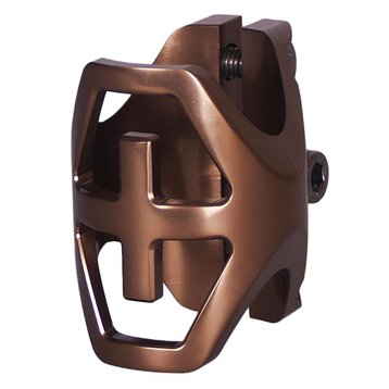 District District Light Weight Triple Clamp Bronze - Standard
