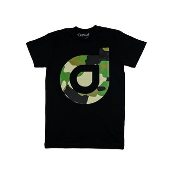 District District Logo T-shirt Camo