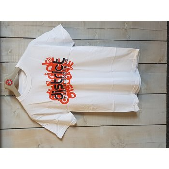 District District Stuntstep T-shirt White
