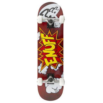 """Enuff Enuff Pow 31"""" Skateboard Rood"""