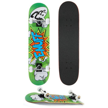 Enuff Enuff Pow MINI 29,5'' x 7,25'' Skateboard Green