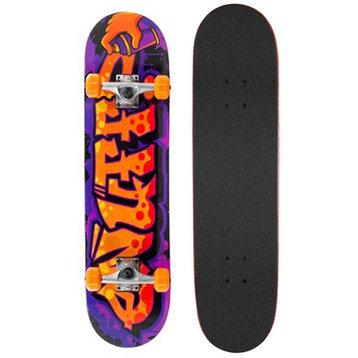 "Enuff Enuff Graffiti 31"" skateboard Purple / Orange"