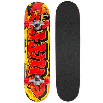 "Enuff Enuff Graffiti 31 ""Skateboard-Rot"
