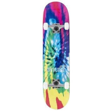 "Enuff Enuff Tie-Dye Skateboard 7.75"""