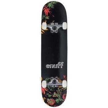 """Enuff Enuff Floral Skateboard Orange  7.75"""""""