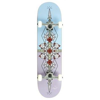 """Enuff Enuff Flash Skateboard Blue 8 """""""