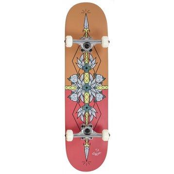 """Enuff Enuff Flash Skateboard Orange 8"""""""