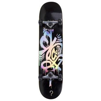 Enuff Enuff Hologramm Skateboard Schwarz