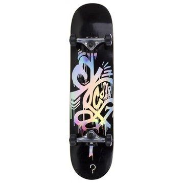 Enuff Enuff Hologram Skateboard Black