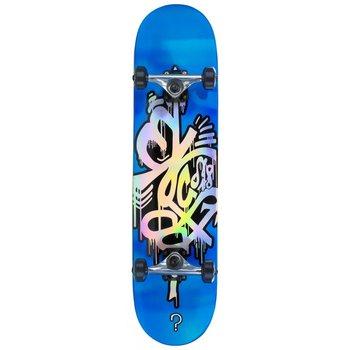 Enuff Enuff Hologramm Skateboard Blau