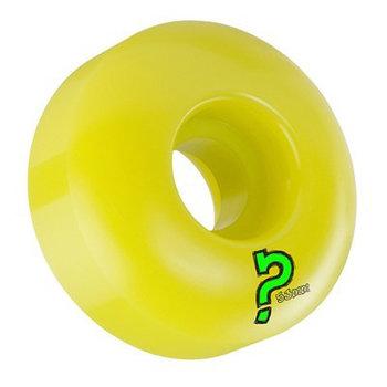 Enuff Skateboardwielen geel 53mm (set van vier)