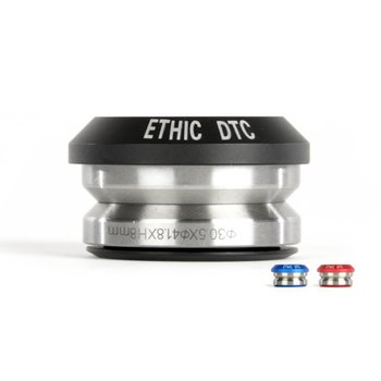 Ethic Ethic Integrated Headset Basic Black