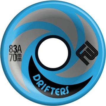 Flying Wheels Flying Wheels Drifters Wheels blue