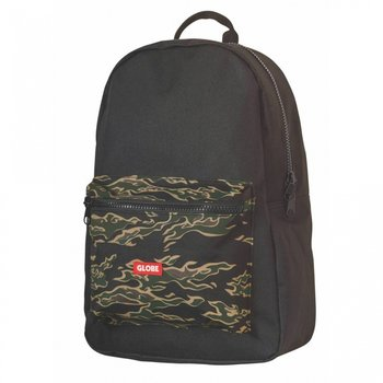 Globe Globe Deluxe Backpack Tiger Camo
