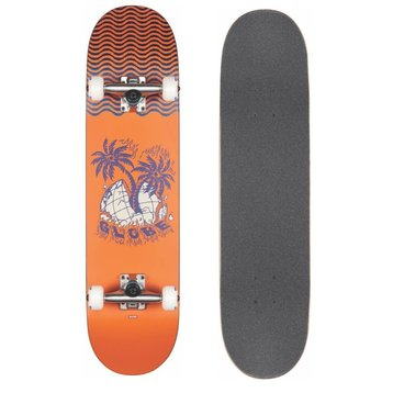 Globe Globe G1 Overgrown 7.875 skateboard orange