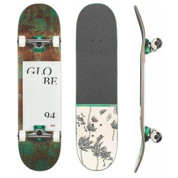 "Globe Globe G2 Typhoon Skateboard Green 8.125"""