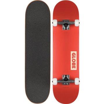 """Globe Globe Goodstock Skateboard Red 7.75"""""""