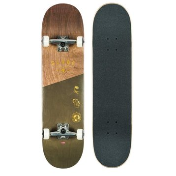Globe Globe G1 Insignia 8.25 dunkles Ahorn Skateboard
