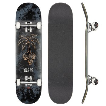 Globe Globe G1 Natives 8.0 Schwarzes Kupfer Skateboard