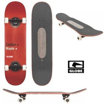 """Globe Globe G3 Bar Skateboard 8"""" red"""