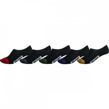 Globe Globe Dip Invisible Sock 5pack
