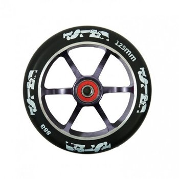 Grit Grit  Alloy 125mm Wheel ALU