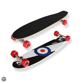 Hammond Hammond Abbey Road Kicktail Longboard